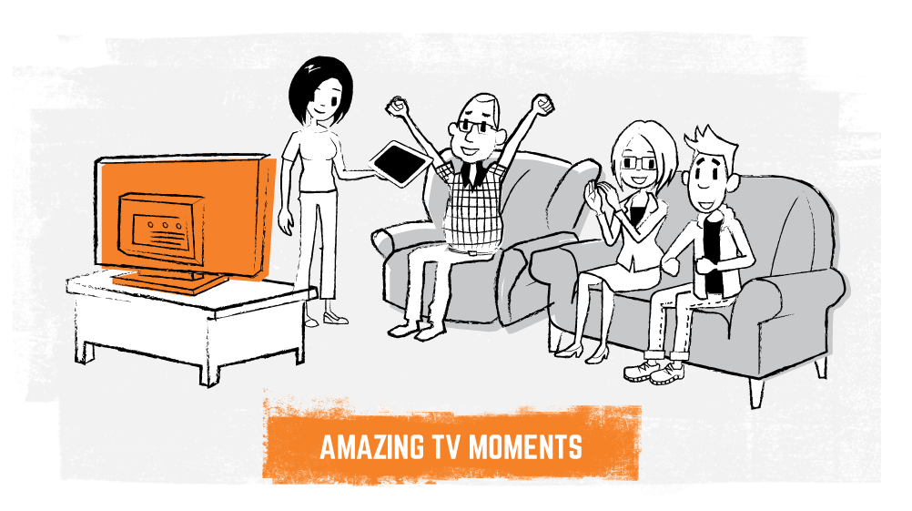 Amazing TV Moments